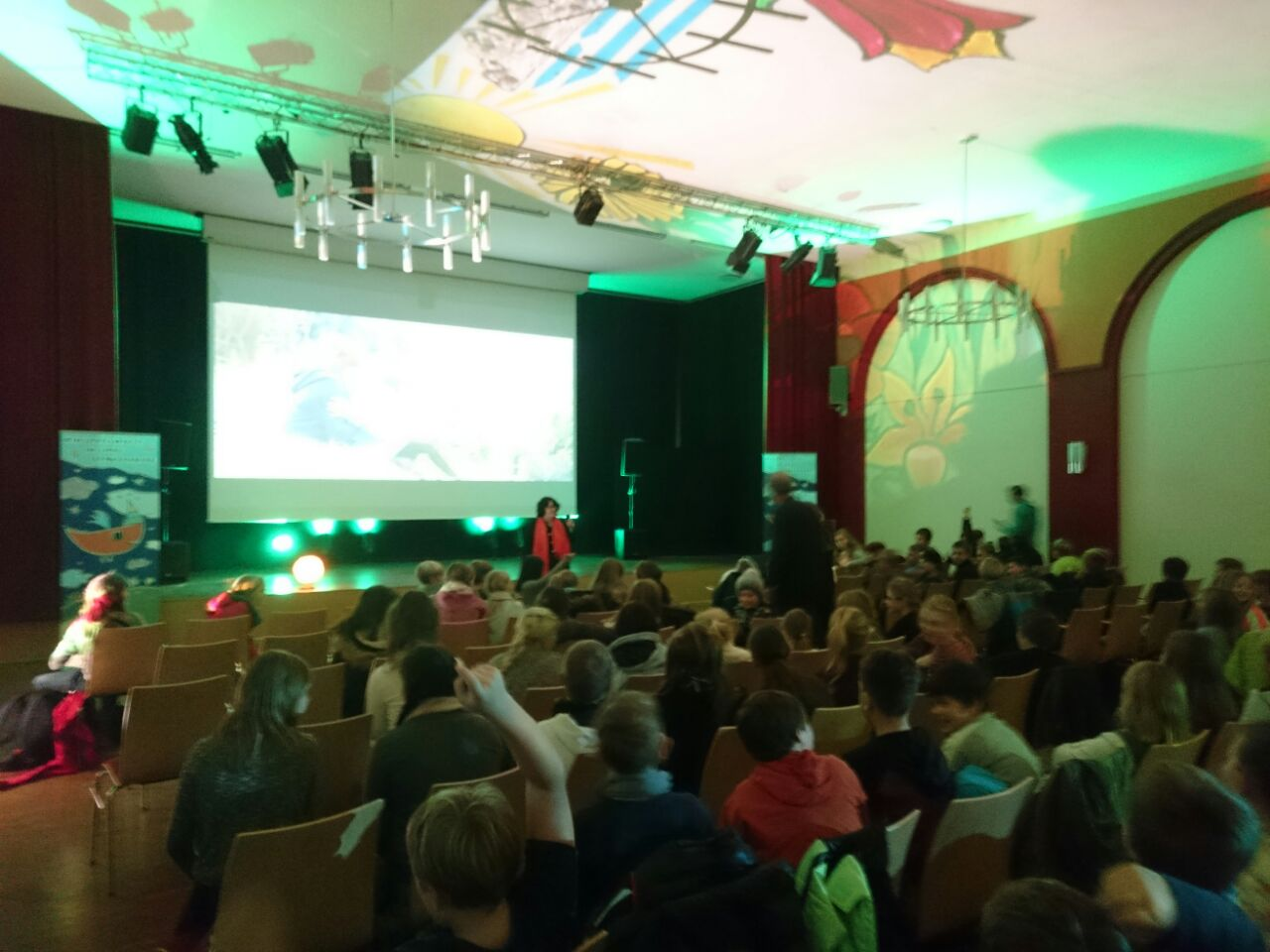 Kinderflmfest in Wandlitz vom 13. - 18. November 2017
